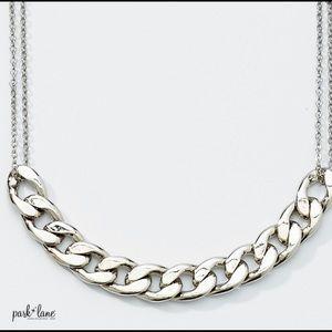 Park Lane Kohrs Silver Necklace